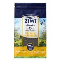 ZIWI Peak Air-Dried Free-Range Chicken For Dogs (4 Sizes)