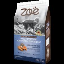Zoe Cat Daily Nutrition Chicken With Sweet Potato & Quinoa Recipe - 1.3kg