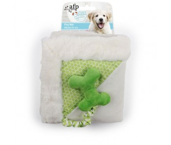 All For Paws - Little Buddy Play Mat Green