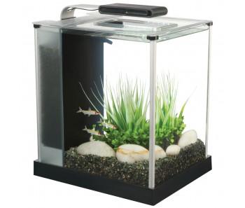 Fluval Spec Aquarium Set Black - 10 L (2.6 US gal) NEW