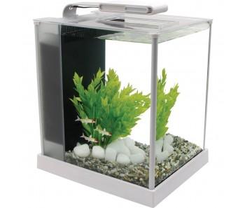 Fluval Spec Aquarium Set White - 10 L (2.6 US gal) NEW