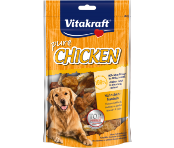 Vitakraft Dog Treats Pure Chicken Dumbells 80g