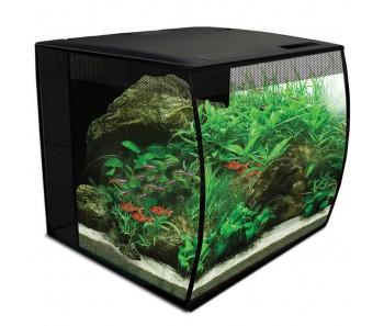 Fluval Flex Aquarium Set Black - 34 L (9 US gal)