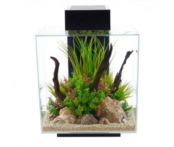 Fluval Edge Aquarium Set - Black - 46 L (12 US gal)