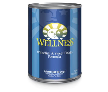 Wellness Complete Health Canned White Fish & Sweet Potato 354g