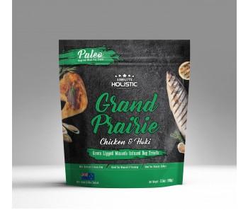 Absolute Holistic Air Dried Grand Prairie Chicken & Hoki 100g