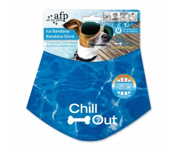 All For Paws - Chill Out Bandana - M