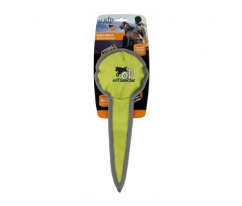 All For Paws - Outdoor Dog Ballistic Meteor - Green