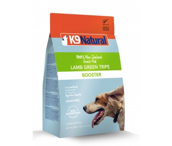 K9 Natural Freeze Dried Lamb Tripe Booster 200g
