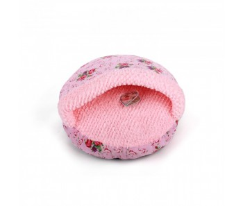 All For Paws - Shabby Chic Hideaway Bed Pink