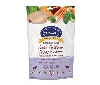 Stewart® Raw Naturals™ Freeze Dried Food Puppy 'Formula - 3.75 oz