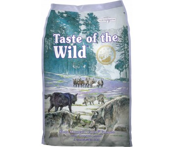 Taste of The Wild Canine® Sierra Mountain with Roasted Lamb - Available in 2kg & 13kg