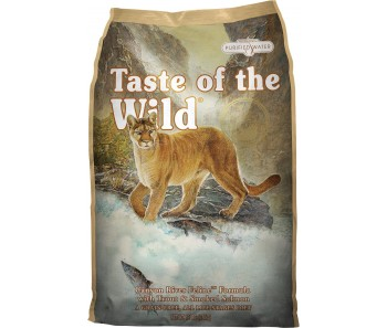 Taste of The Wild Feline® Canyon River Trout - Available in 2kg & 7kg