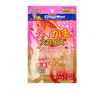CattyMan Treats Bream Slices - 25g