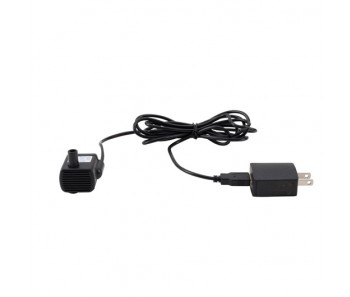 Replacement USB Pump with electrical cord and USB adapter for Cat & Dog Drinking Fountains