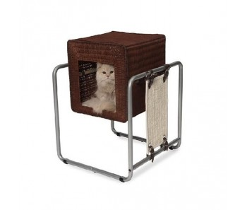 VESPER CAT FURNITURE V-CUBE - Rattan