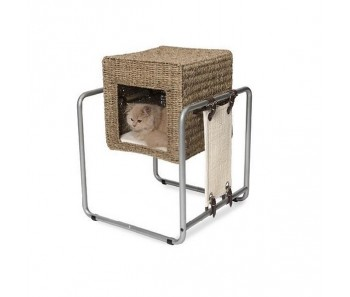 VESPER CAT FURNITURE V-CUBE - Seaweed