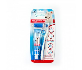 All For Paws - Sparkle Dental Pack - Vanilla & Ginger Flavor