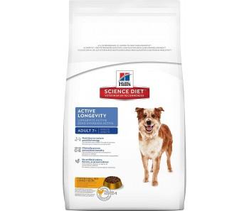 Science Diet Canine Mature Adult Active Longevity Original - Available in 4kg, 9.75kg & 15kg