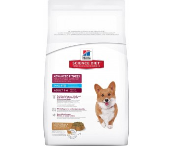 Science Diet Canine Adult Lamb & Rice Small Bites - Available in 3kg, 7.5kg & 15kg