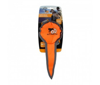 All For Paws - Outdoor Dog Ballistic Meteor - Orange