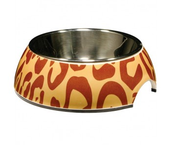 Catit 2-in-1 Style Cat Dish - Animal