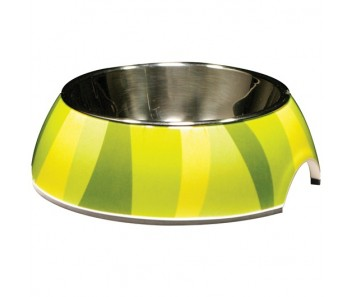 Catit 2-in-1 Style Cat Dish - Jungle Stripes