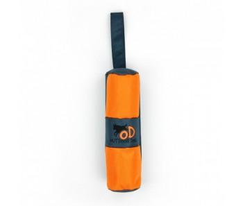 All For Paws - Outdoor Dog Ballistic Crackler - Orange