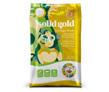Solid Gold Holistique Blendz - Available 4lbs, 15lbs & 28.5lbs