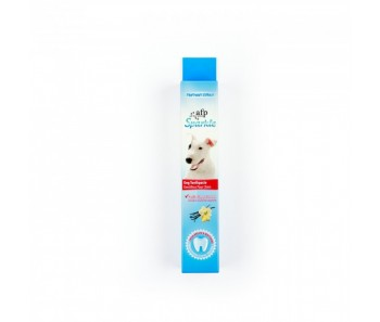 All For Paws - Sparkle Toothpaste - Vanilla & Ginger Flavor 2.1oz