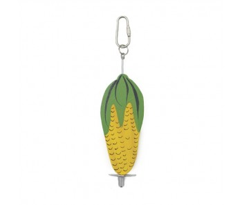 Living World Nibblers Wood Chews - Corn Cob on Stick