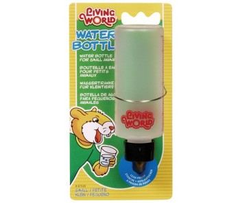 Living World Water Bottle - 61530 Small - 120 ml