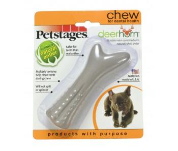 Petstages Deerhorn Chews - Small