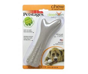 Petstages Deerhorn Chews - Medium