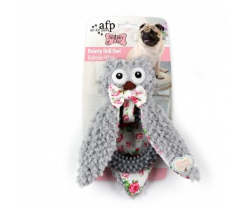 All For Paws - Shabby Chic Bellarina Owl
