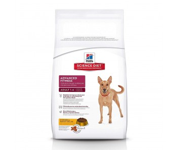 Science Diet Canine Adult Advanced Fitness Chicken - Available in 4kg, 9.75kg & 15kg