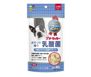 Hipet Petite Cookie With Lactic Acid Bacteria 40g  (HI72360)