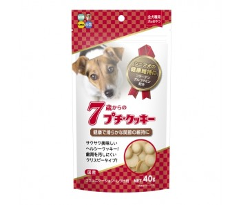 Hipet Petite Cookie Dogs 7 years+ 40g  (HI72384)