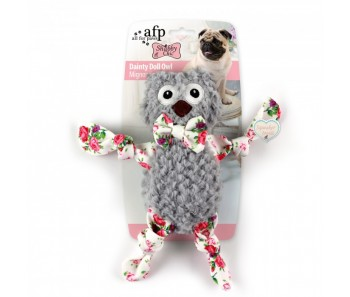 All For Paws - Shabby Chic Dainty Doll Owl
