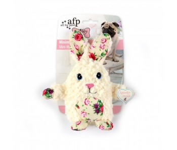 All For Paws - Shabby Chic Minimals Rabbit