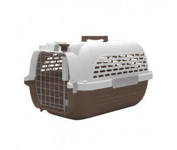 Dogit Voyageur Dog Carrier Brown - Available in S, M, L & XL