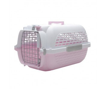 Dogit Voyageur Dog Carrier Pink - Available in S, M