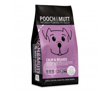 Pooch & Mutt Natural Grain Free Dog Food Calm & 'Relaxed - 6kg
