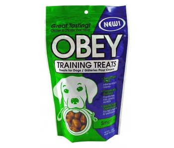 Stewart Obey Training Treats Small - 7.5 oz