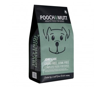 Pooch & Mutt Natural Grain Free Dog Food Move 'Easy/Joint Care - 6kg