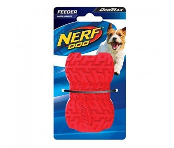 Nerf Dog Trax Tire Feeder L - Blue/Red