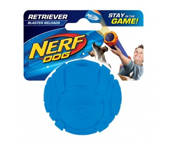 Nerf Dog TPR Sonic Ball - Blue/Red