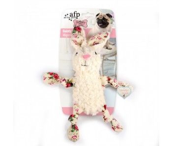 All For Paws - Shabby Chic Dainty Doll Rabbit