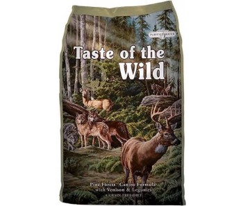 Taste of The Wild Canine® Pine Forest - Available in 2kg & 13kg