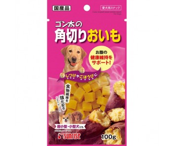 Sunrise Cube Sweet Potato For Dog 100g  (SP0100)